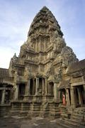 Angkor Wat - Cambodia Stock Photos