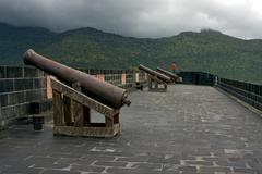 The fortification Stock Photos