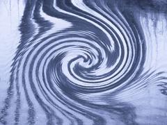 twirl - stock photo