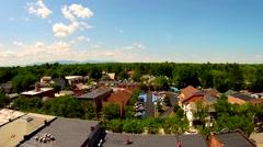 Hudson Valley 4K Aerials - stock footage