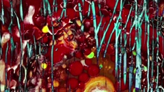Abstract visuals Stock Footage