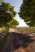 rural areas - stock photo