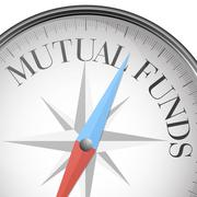 compass Mutual Funds - stock illustration