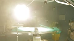 Surgery room Stock Footage