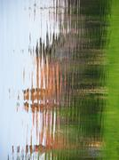 water abstraction - stock photo