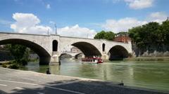 Ponte Principe Stock Footage