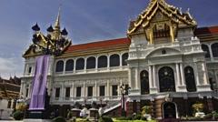 Wat Phra Kaew Stock Footage