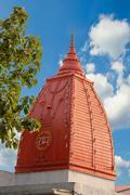 Hinduism temple Stock Photos