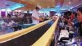 Sushi Conveyor Belt Timelapse Footage