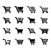 Cart vector Stock Illustration