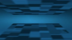 Abstract light and dark blue background 1 Stock Footage