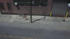 Bushwick Brooklyn New York Stock Footage