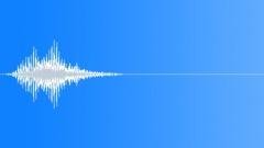 Flutter Sweep - sound effect