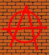 Anarchy Stock Illustration