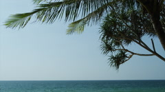 The Sea of Andaman - stock footage