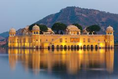 Stock Photo of Jal Mahal Palace