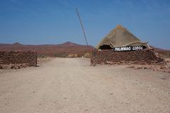 Refuge in the Desert Stock Photos