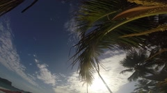 Beach Series - Caribbean Beach 11 Stock Footage