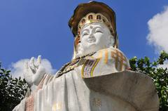Tin Hau Temple - Hong Kong Stock Photos