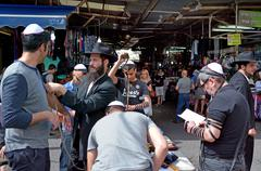 Chabad Jewish religious organization Stock Photos