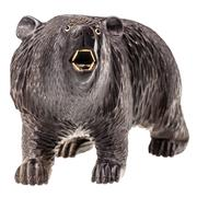 Black bear figurine Kuvituskuvat