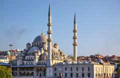 New Mosque, Istanbul Stock Photos