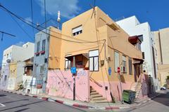 Tel Aviv - Israel - stock photo