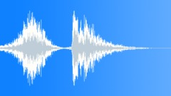 Cinematic Massive Impact 3 Epic Suspense Shuffle - sound effect