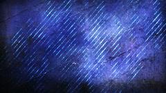 Subtle Blue Stripes  background - stock footage