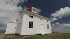 Cape Spear, Newfoundland Stock Footage