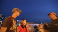 Stock Video Footage of Carousel Time-Lapse