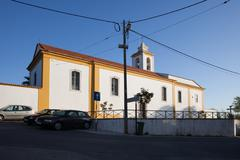 Church of the Convent of St. Paul in Almada - stock photo