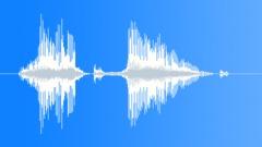Cartoon voice Not Bad Sound Effect