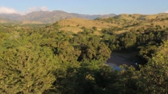 Haiti Mountains Stock Footage
