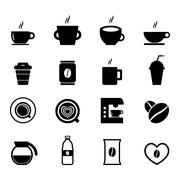 Coffee Icon Stock Illustration