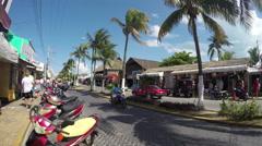Isla Mujeres, Mexico 4K Stock Footage