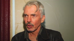 Billy Bob Thornton - stock footage