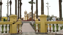 Peru scenes Stock Footage