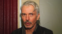 Billy Bob Thornton Stock Footage