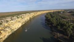 Murray River Scenes Stock Footage