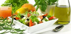 Healthy meal - stock photo