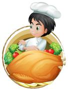 Culinary Stock Illustration