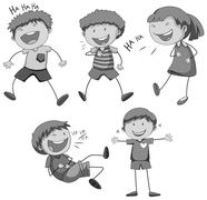 Laughing Stock Illustration