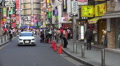 Busy Urban Street In Shibuya Tokyo Japan Footage