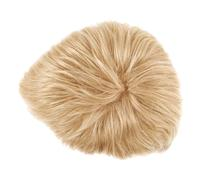Hair wig isolated - stock photo