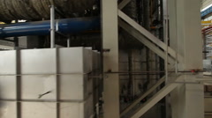 Huge mill Stock Footage