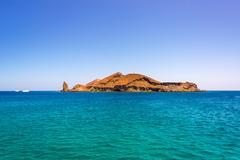 Bartolome Island Wide Angle - stock photo