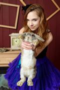 Alice in Wonderland - stock photo