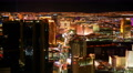 4K Las Vegas Timelapse Cityscape 01 Las Vegas Strip at Night Footage