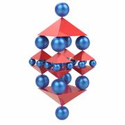 Spheres and Pyramids, Abstract Balance Concept Stock Illustration